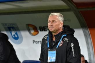 """Petrescu se joaca de-a plecarea la CFR Cluj:""""Regret ce am declarat dupa meciul cu Gaz Metan"""""""
