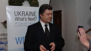 Petro Porosenko, candidat favorit la prezidentialele din Ucraina, ar fi un vorbitor de limba romana
