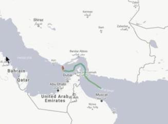 Petrolierul confiscat in stramtoarea Ormuz: Iranul transmite ca membrii echipajului sunt bine