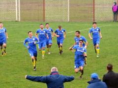 Petrolul, Progresul si Universitatea Cluj termina turul de campionat lidere in Liga 3