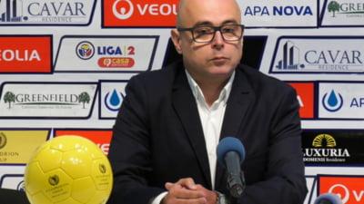 Petrolul Ploiești și-a adus director școlit la FC Barcelona