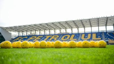 Petrolul Ploiesti viseaza la Liga 1 dupa victoria cu Metaloglobus