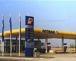 Petrom a scumpit motorina cu 4 bani/litru