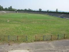 "Petrotub ""isi ia mana"" de pe stadionul Moldova"