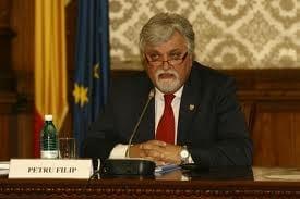 Petru Filip, numit presedinte interimar al Senatului (Video)