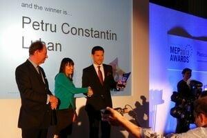 Petru Luhan, a doua oara eurodeputatul anului - afla la ce categorie