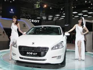 Peugeot - vanzari record la sfarsitul primului semestru