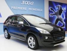Peugeot ar putea declara pierderi de doua miliarde de dolari