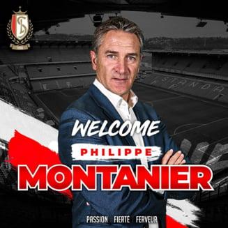 Philippe Montanier, noul antrenor al echipei belgiene Standard Liege