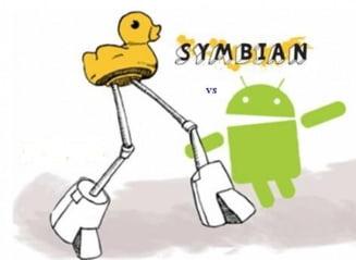 Piata Smartphone: Android se dubleaza, Symbian se injumatateste