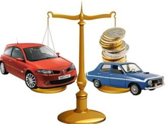 Piata auto, in marsarier: Programul Rabla nu se simte