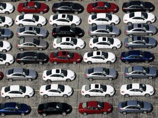 Piata auto a scazut cu 60% in primele sase luni
