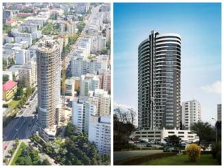 Piata imobiliara din Cluj-Napoca nu se dezminte. Preturi ametitoare pentru un apartament in cel mai inalt bloc din Romania