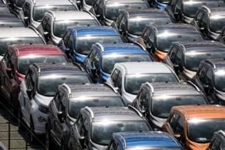 Piata masinilor noi a scazut cu 14%, cea second-hand a urcat cu 5%. Care este topul marcilor preferate de romani