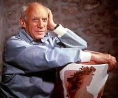 Picasso, 40 de ani de la disparitie