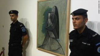 Picasso, expus in premiera in Palestina