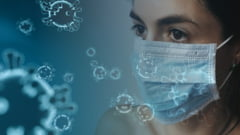 Picaturi contaminate cu noul coronavirus pot ramane in aer si cateva ore. Care sunt principalele surse de infectare