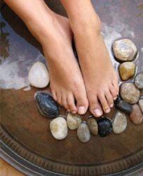Picioare frumoase prin tratamente naturiste