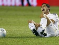 Picioarele lui Cristiano Ronaldo, asigurate pentru 100 de milioane de euro