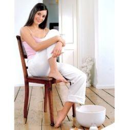 Picioarele transpira din cauza stresului
