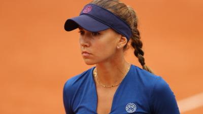 Piedică neașteptată pentru Irina Bara, când mai avea un pas spre victorie la un turneu în Polonia