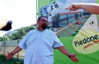 Piedone va candida din partea UNPR la localele de anul viitor