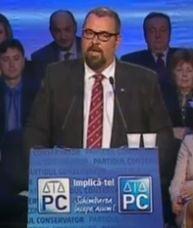 Piedone vrea sa fie primar al Capitalei in 2016 - PC a creat o functie special pentru el