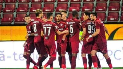 Pierdere grea pentru CFR Cluj inaintea meciului din Liga Campionilor