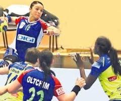 Pierdere grea pentru Oltchim si nationala feminina de handbal