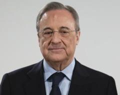 Pierdere grea pentru Real Madrid: Presa din Spania anunta plecarea lui Florentino Perez