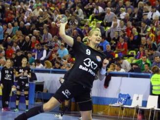 Pierdere grea pentru nationala feminina de handbal a Romaniei: O jucatoare de baza a ramas insarcinata