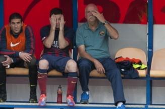 Pierdere teribila pentru FC Barcelona