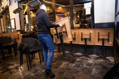 Pierderi de 35% in sectroul HoReCa in pandemie. Clujul si alte patru orase, cele mai afectate