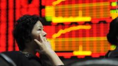 Pietele asiatice in scadere, dupa ce China mareste dobanda de referinta