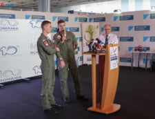 Piloti polonezi la Bucharest International Air Show