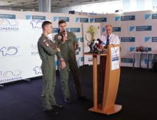 Piloti polonezi la Bucharest International Air Show