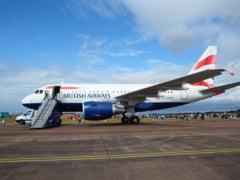 Pilotii British Airways intra in greva. Mai multe zboruri sunt anulate luni si marti