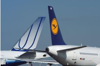 Pilotii Lufthansa ies din greva. Zborurile se reiau de duminica, dar nu chiar toate - UPDATE
