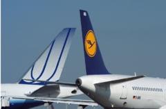 Pilotii Lufthansa reiau azi greva, 1.700 de zboruri vor fi anulate
