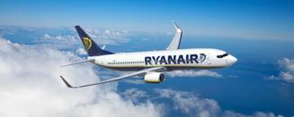 Pilotii Ryanair intra in greva astazi. 400 de curse aeriene vor fi anulate