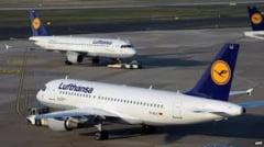 Pilotii de la Lufthansa intra din nou in greva