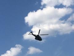 Pilotul elicopterului prabusit la Sapanta era din Belarus si disparuse din martie