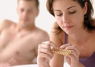 Pilula contraceptiva nu ingrasa