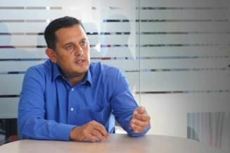 Piperea, administrator judiciar la Oltchim: Voi incerca o privatizare prin insolventa - Interviu