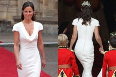 "Pippa Middleton, acuzata ca a purtat un ""fund fals"" la nunta regala"
