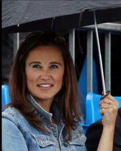 Pippa Middleton, sora ducesei de Cambridge, s-a logodit cu un milionar