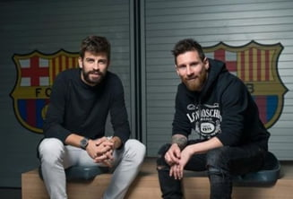 Pique si Messi se opun vehement unui transfer dorit de conducatorii Barcelonei