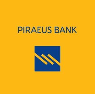 Piraeus Bank vrea sa se retraga din regiunea balcanica, inclusiv din Romania