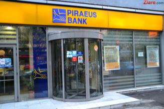 Piraeus vrea sa preia Bancpost - schimb de sucursale cu Eurobank