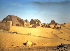 Piramidele din Sudan: Mai numeroase ca-n Egipt si la fel de incarcate de istorie (Galerie foto)